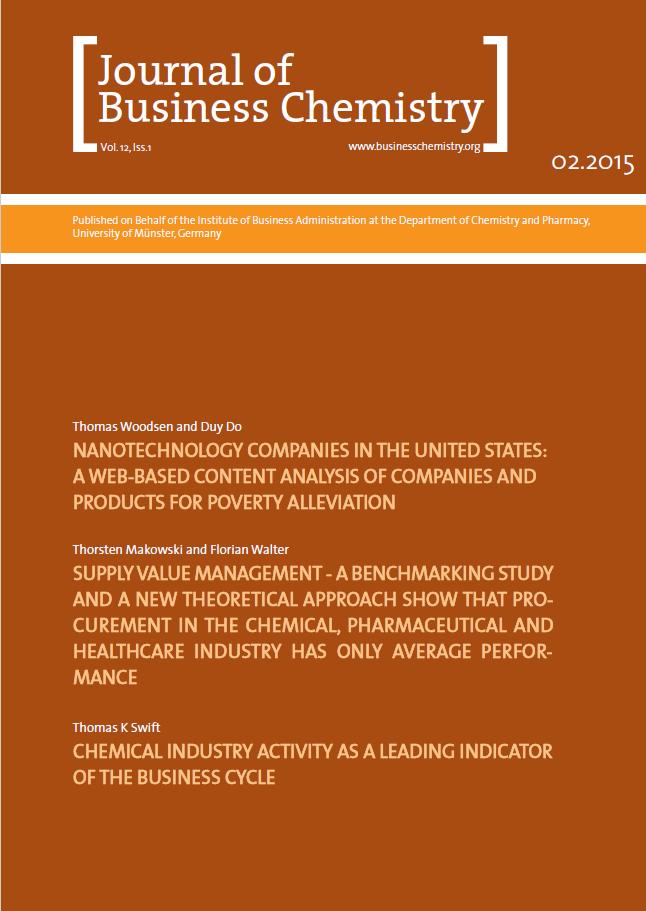 Journal of Business Chemistry February 2015