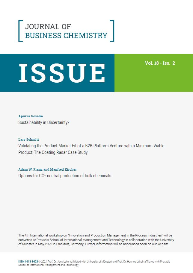 Journal of Business Chemistry June 2021