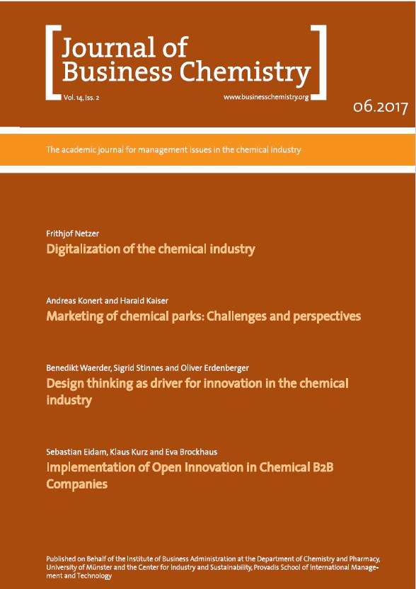 Journal of Business Chemistry June 2017